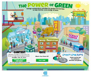 Power of Green