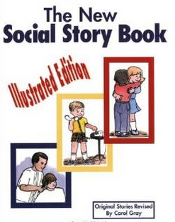 Social Story Book Cover