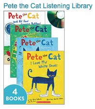 Pete the Cat Scuba-Cat | Recommended Preschool Books ... |Pete The Cat Reading Log