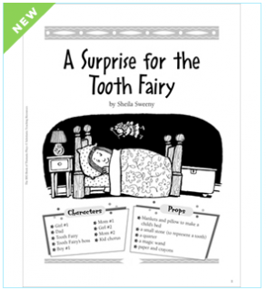 A Surprise or the Tooth Fairy