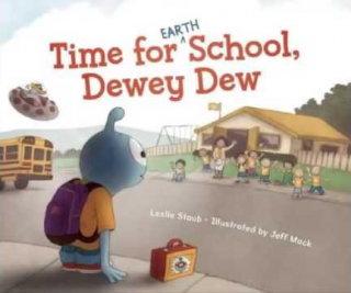 Time for Earth School Dewey Dew Cover