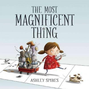The Most Magnificent Thing Cover