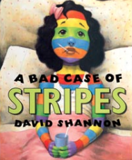 A Bad Case of Stripes Cover