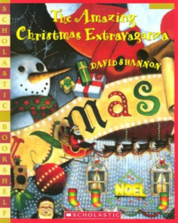 The Amazing Christmas Extravaganza Cover