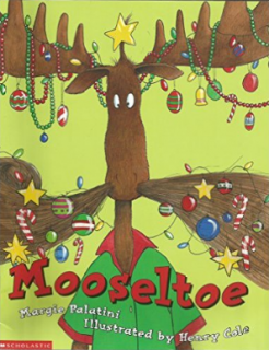 Mooseltoe Cover