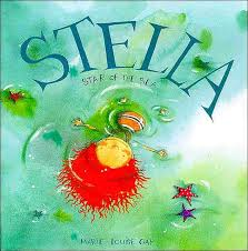 Stella Star of the Sea Book Cover