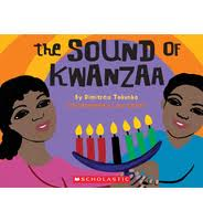 The Sound of Kwanzaa Cover
