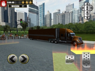 Truck Driving Game