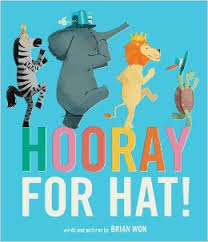 Hooray for Hat! Cover