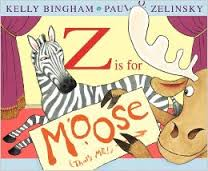 Z is for Moose (that's ME!)