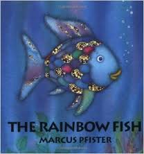 The Rainbow Fish Cover