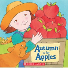 Autumn is for Apples book jacket