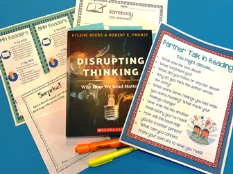 The Year of Disrupted Thinking   Scholastic