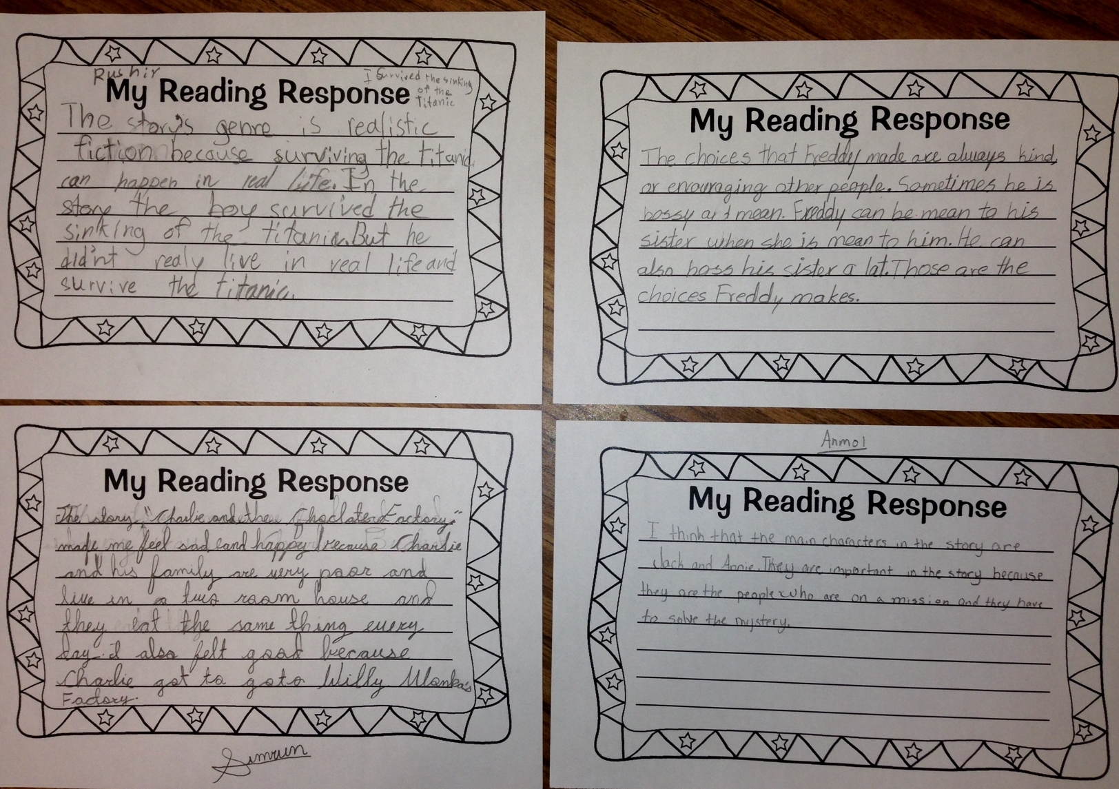 book report prompts Description fasten these book report prompts with a brass prong or brad and your student will have a handy tool if needed for oral book reports.