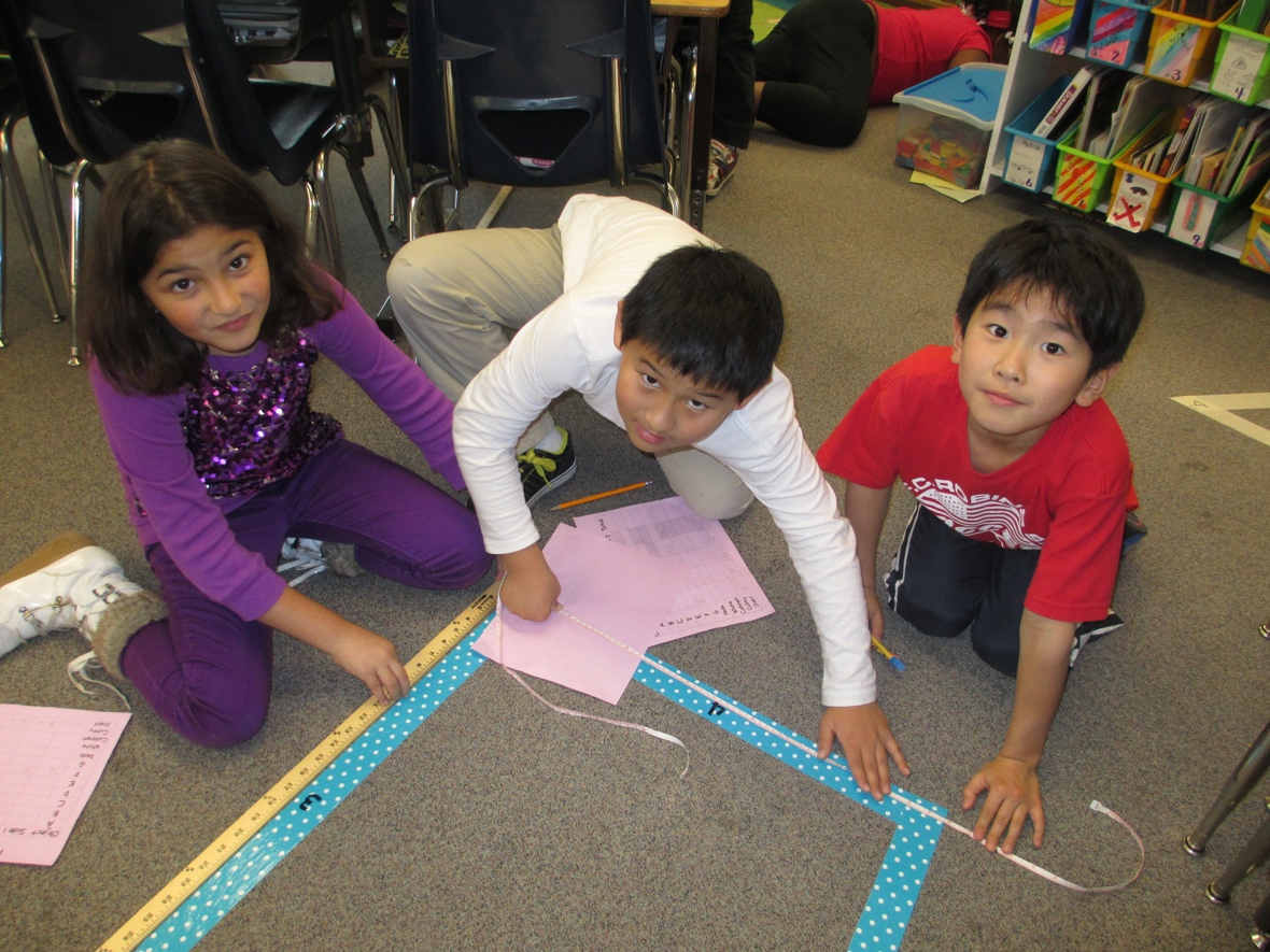 measuring polygons