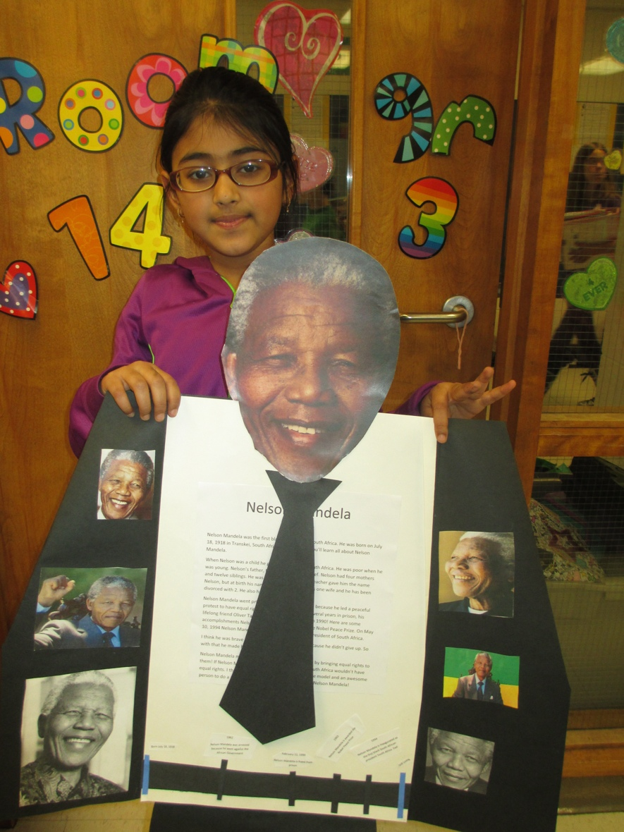Black History Month And Presidents Day Biography Reports