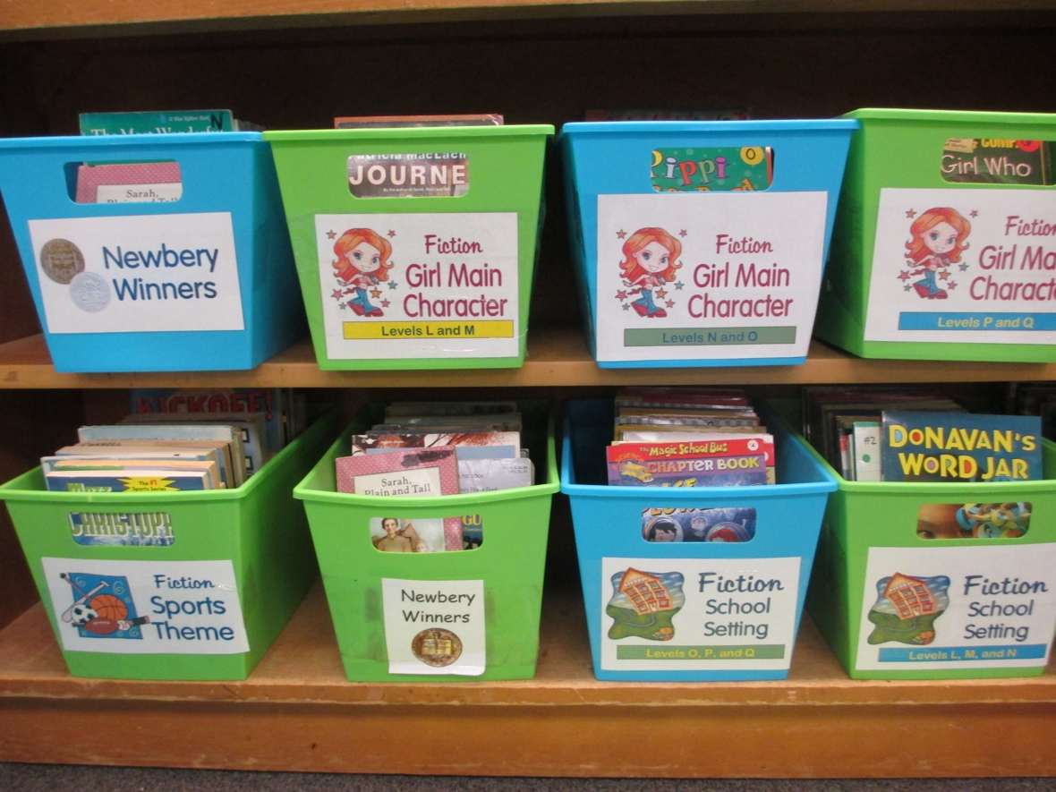 Strange Simple Solutions For An Organized Classroom Library Scholastic Home Interior And Landscaping Spoatsignezvosmurscom