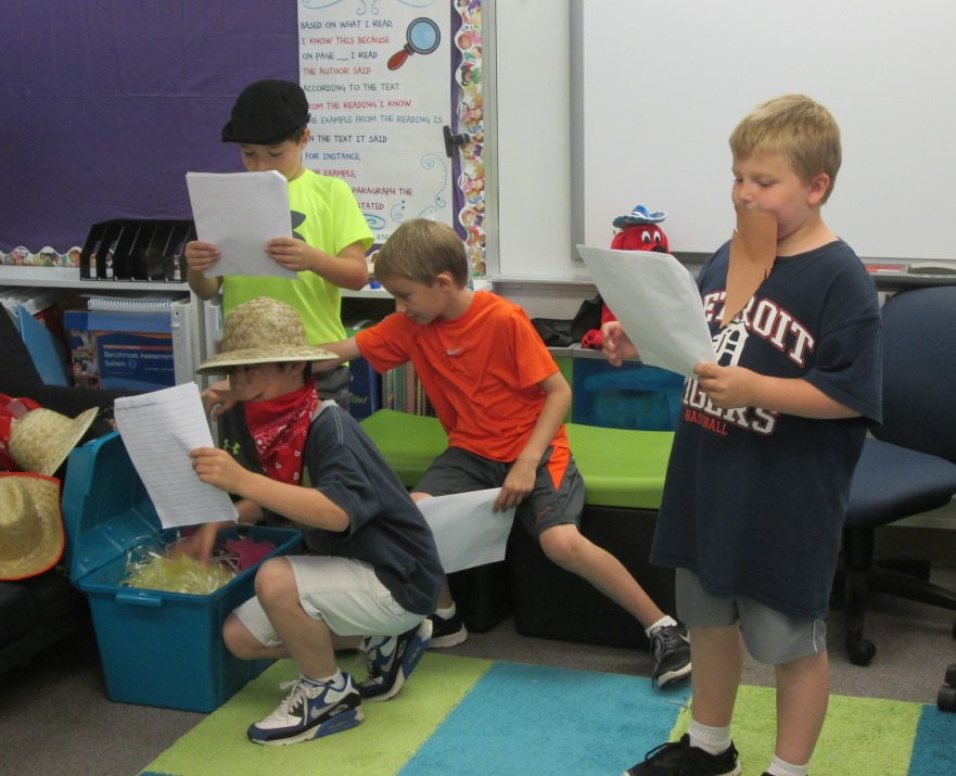 Reader's Theatre to Build Fluency, Deepen Comprehension and Engage All Readers