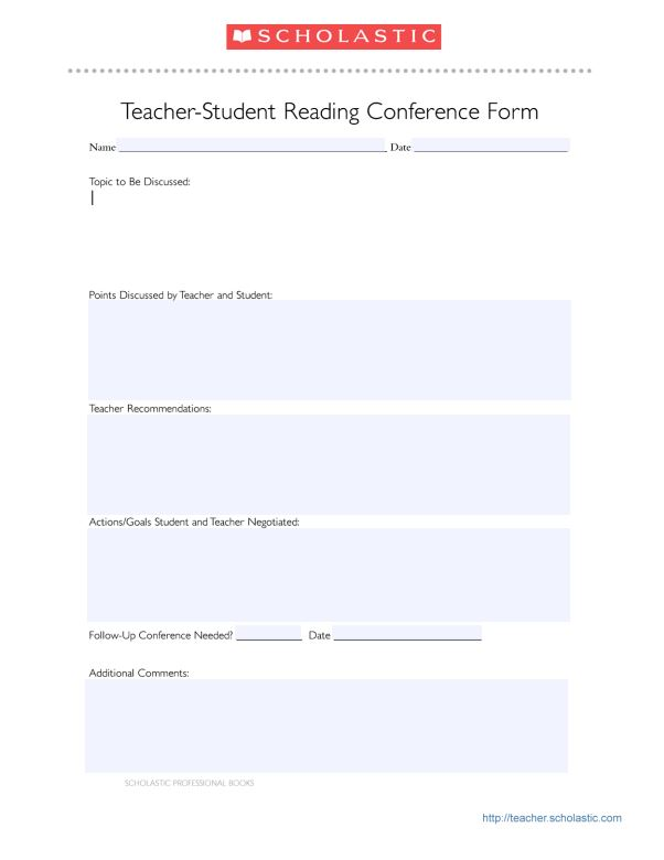 Report Card Comments And Parent Conferences Made Easy | Scholastic