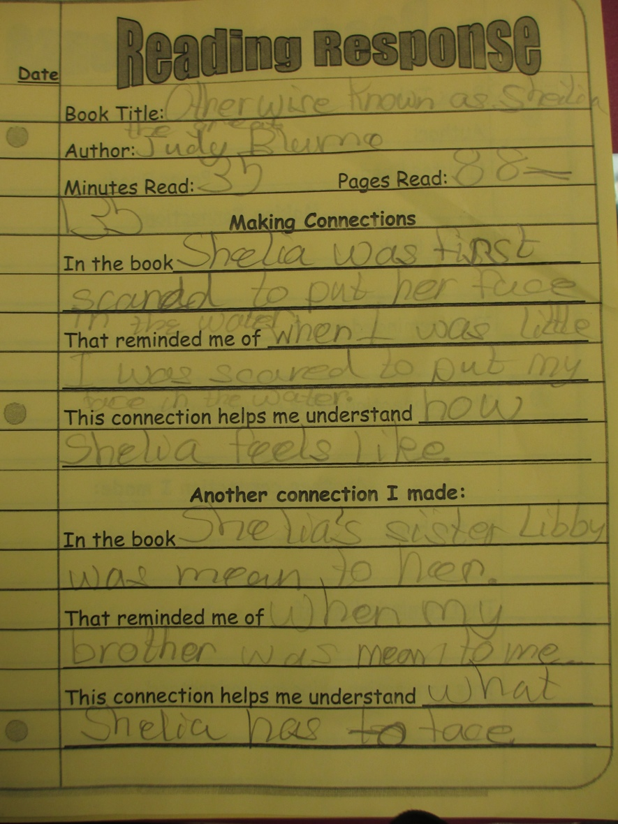 The Making Of Where Do Little Spiders: Reading Response Forms And Graphic Organizers