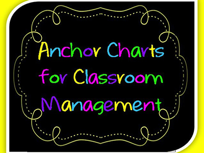 Anchor Charts for Classroom Management | Scholastic