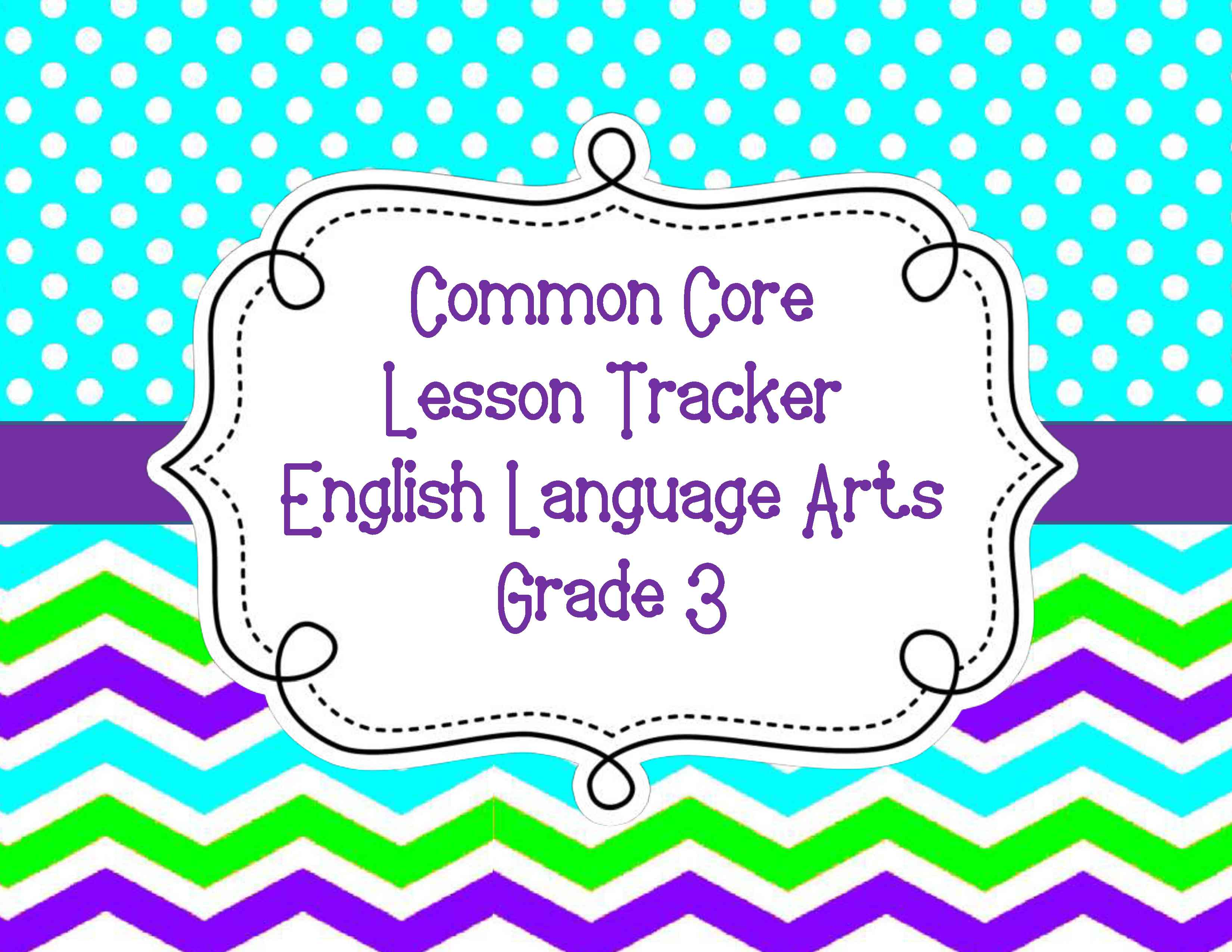 Common Core Lesson Plan Organizers for Math and ELA | Scholastic