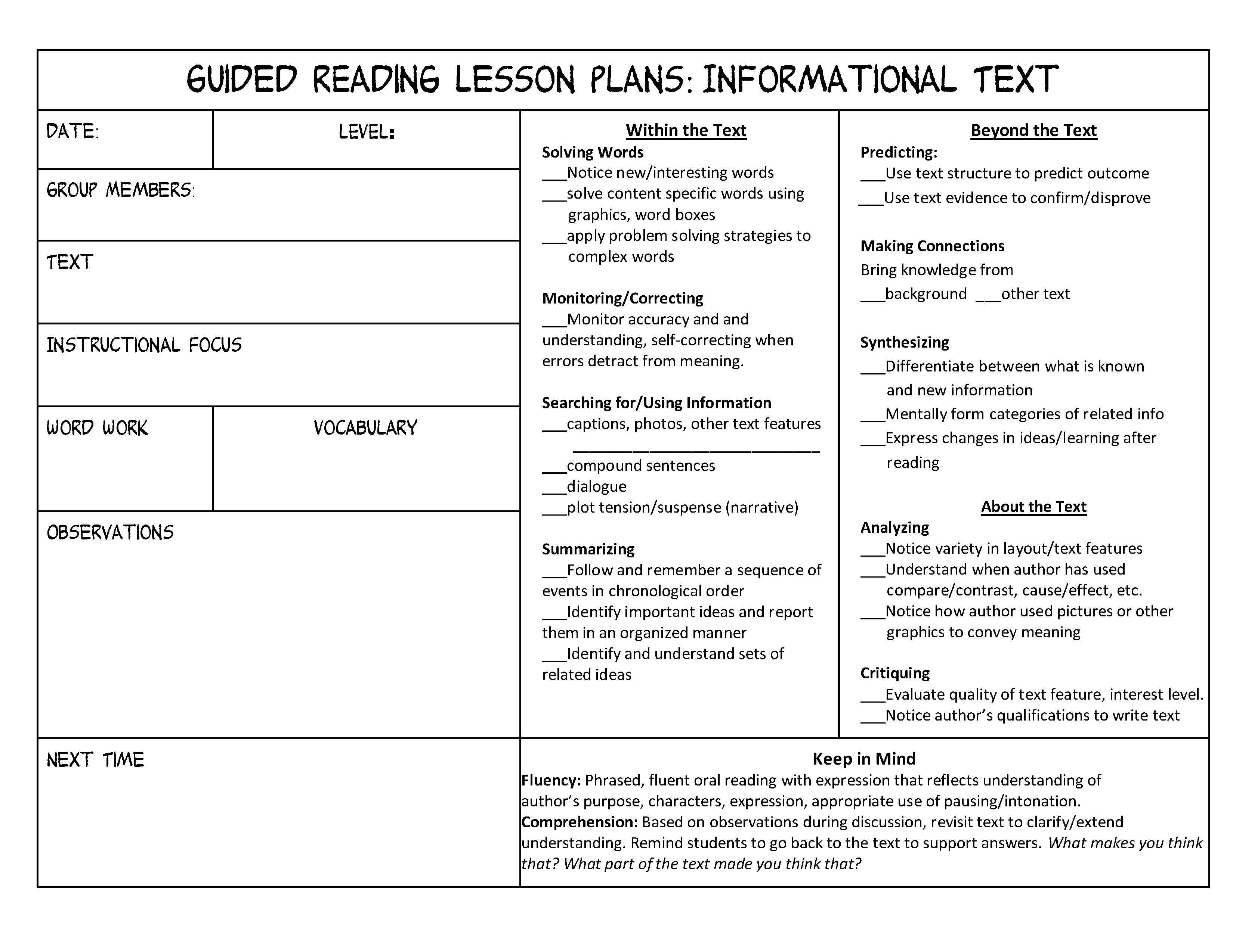 investigating nonfiction part 3 independent and guided reading rh scholastic com guided reading activities for 2nd grade Second Grade Reading Books