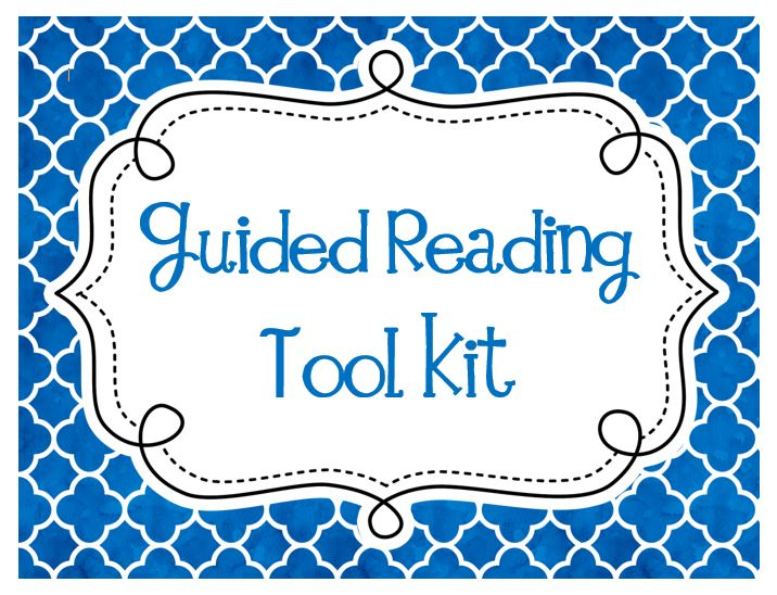 All-in-One Guided Reading Toolkit