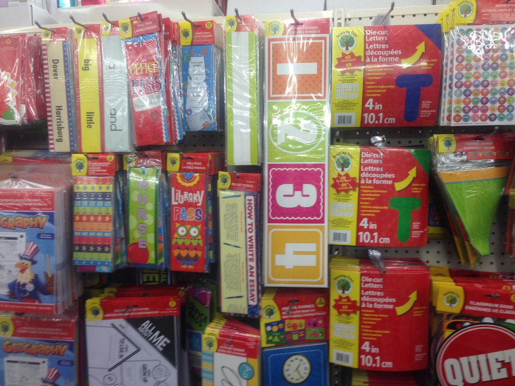 Classroom Decor Dollar Tree ~ Dollar store dos and don ts for teachers scholastic