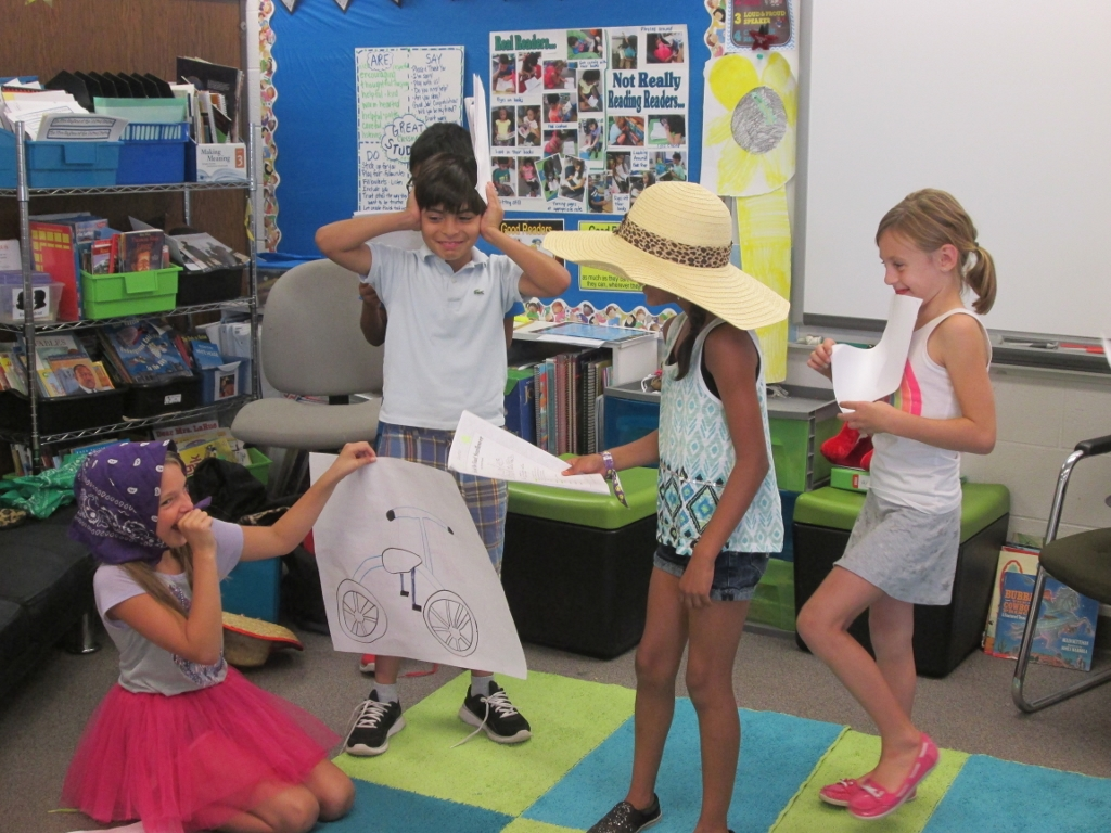 Use Reader's Theatre to Build Fluency, Deepen Comprehension and Engage All Readers
