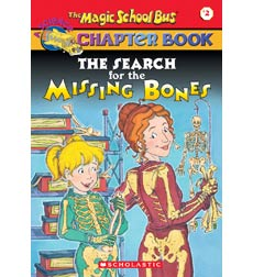 magic school bus search for missing bones