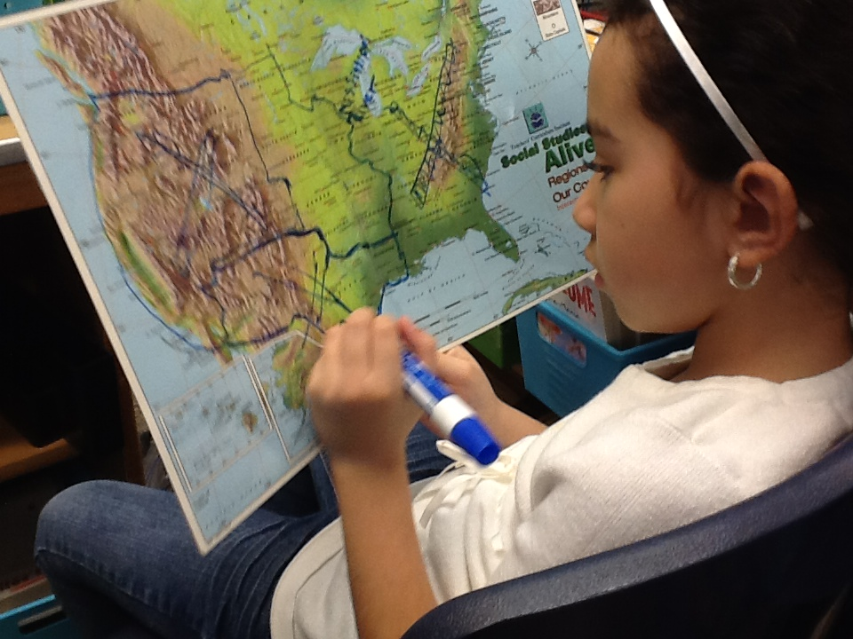 Teach Geography Skills with Mystery Skype