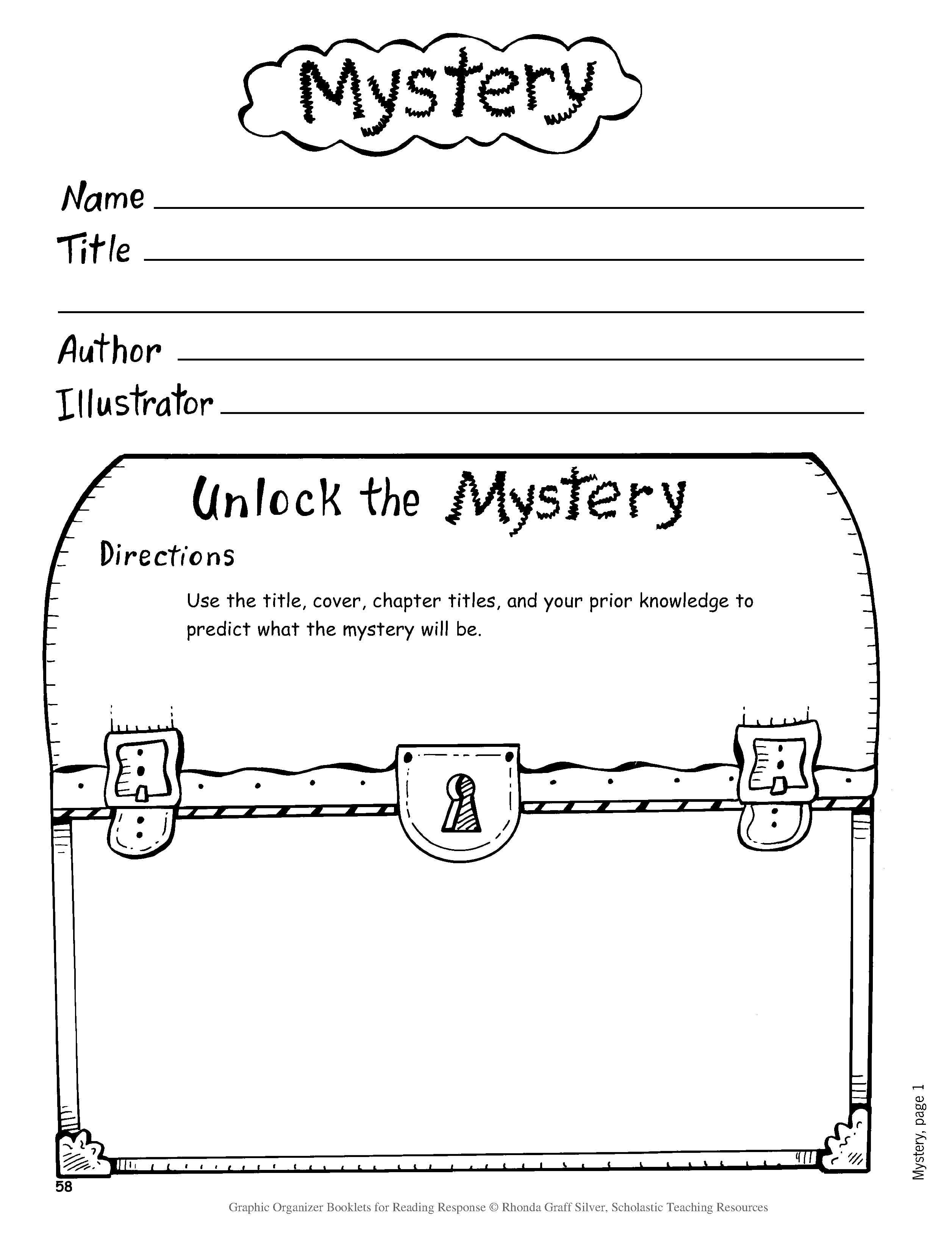 Free Worksheet Genre Worksheets mystery elements worksheet laveyla com investigating the genre scholastic
