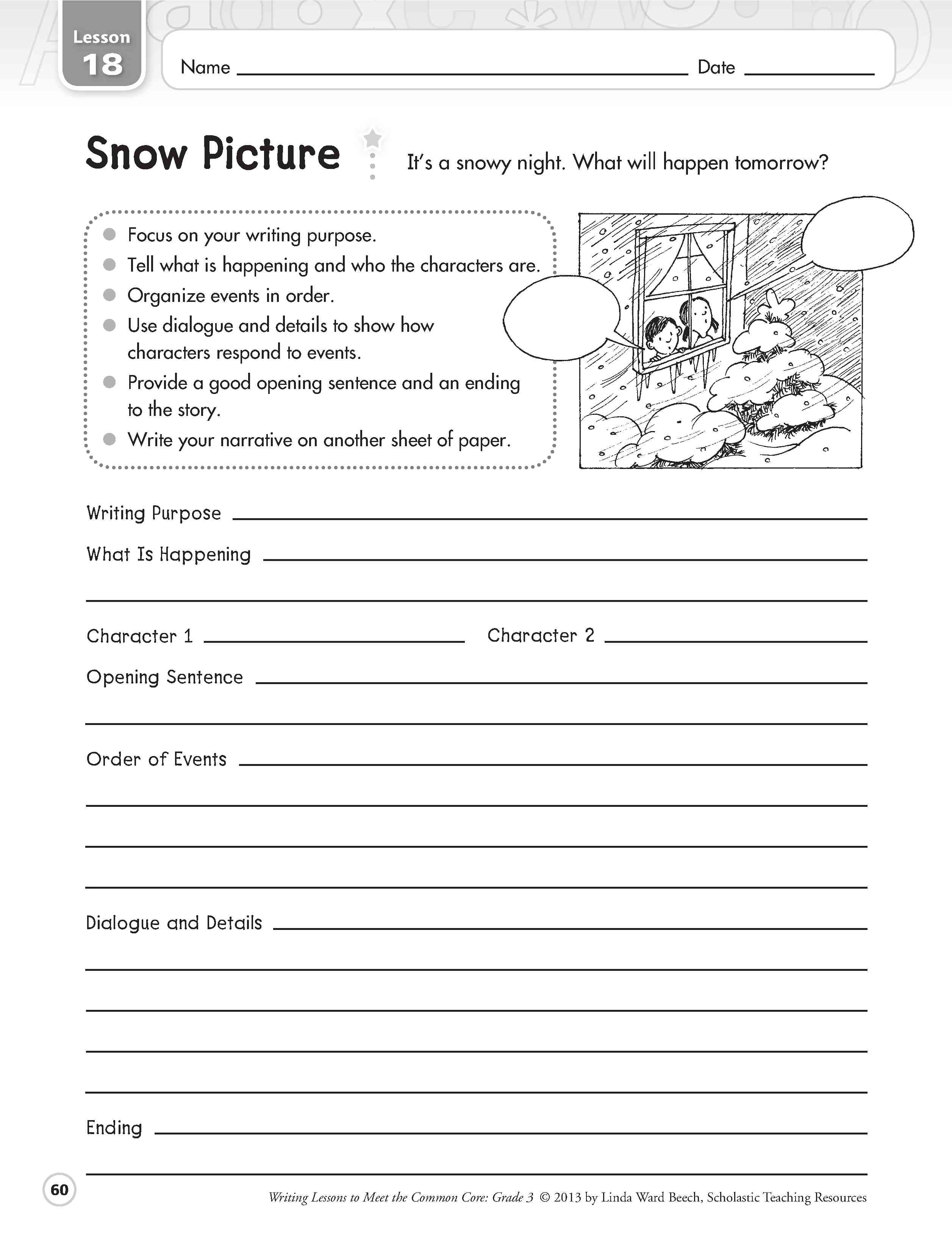 printable essays worksheets Show your third-grade students their creative sides, with our most popular creative writing printables for 3rd grade sign up for a free trial today to access thousands of resources for.