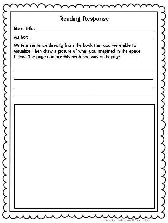 Instant Lesson Plans to Use With Any Book (Perfect for Substitutes!)