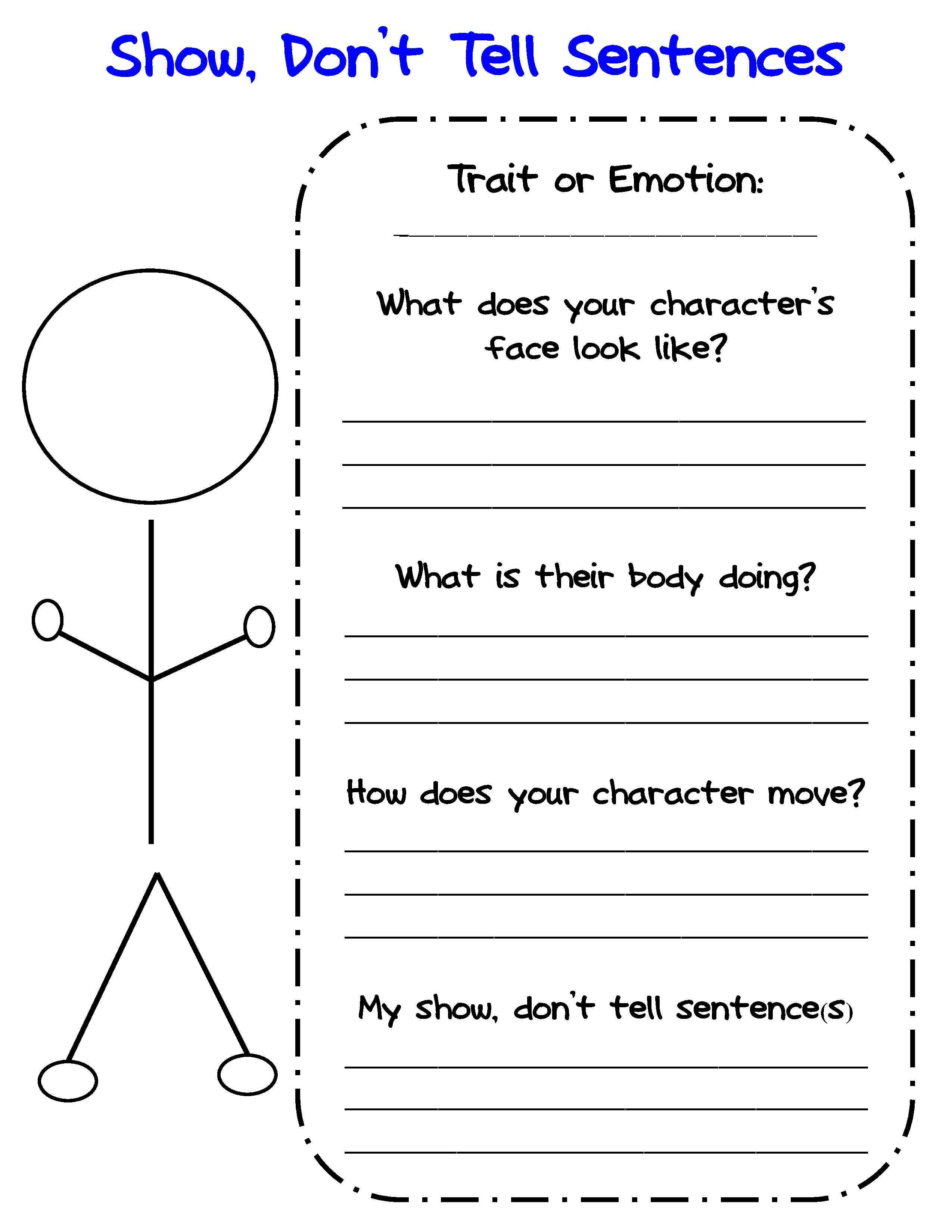 Narrative Graphic Organizer