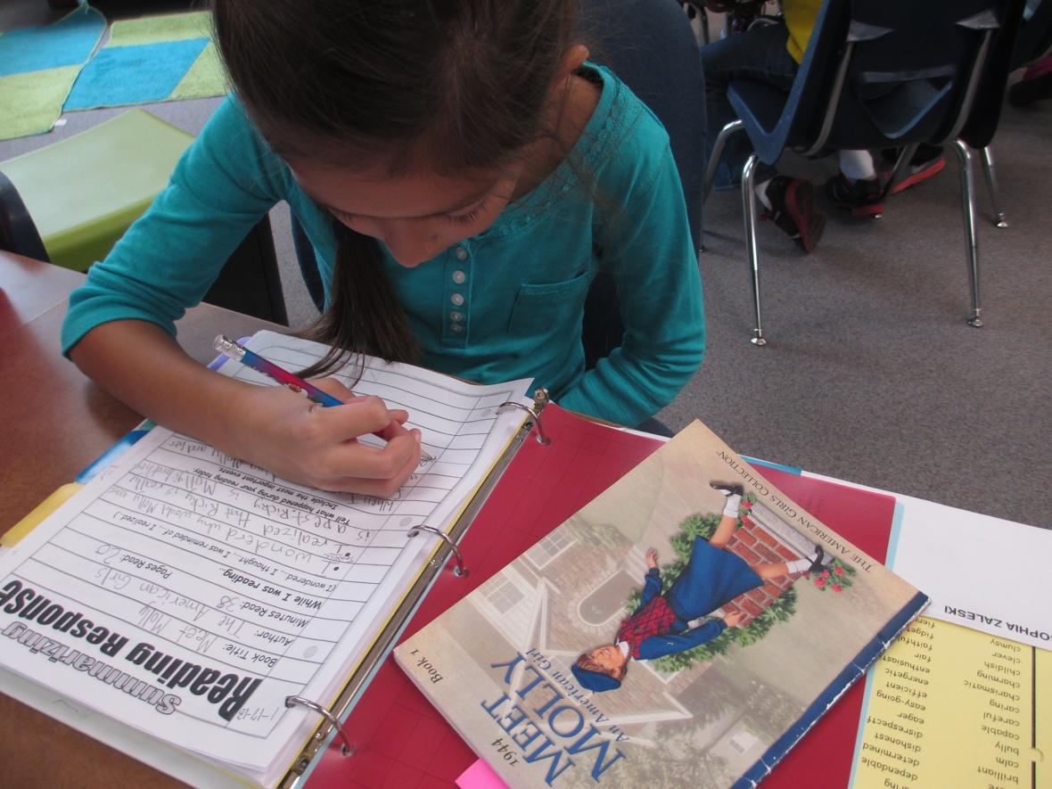 Ten Weeks of Reading Response Homework | Scholastic