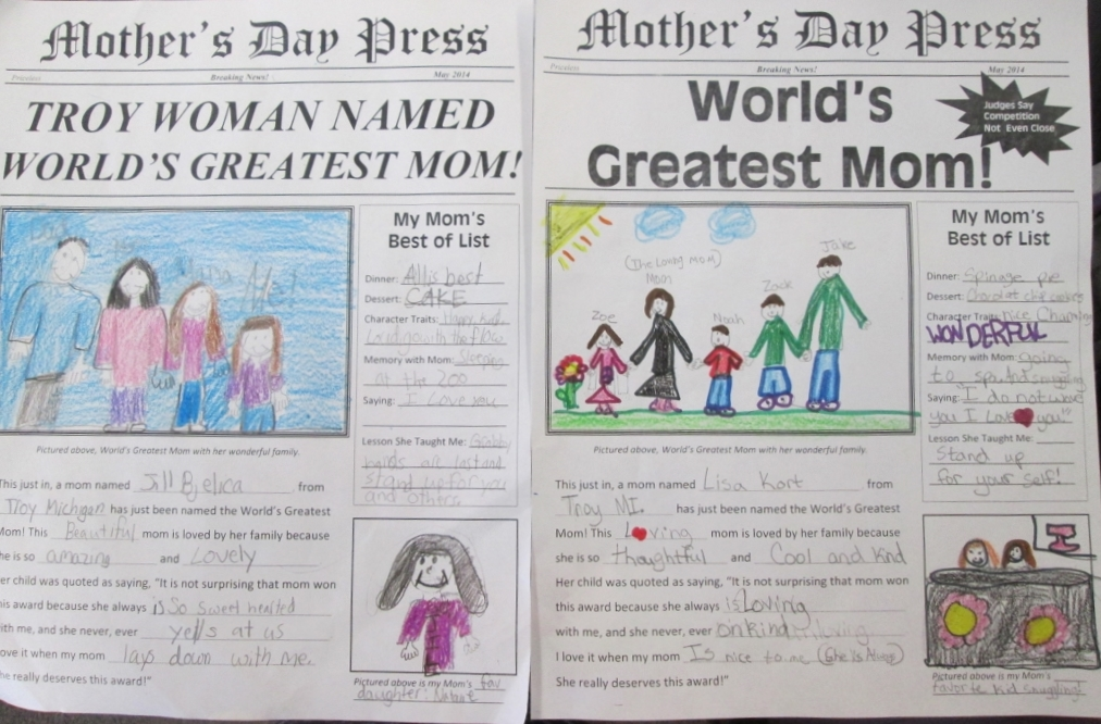 Mother's Day Press