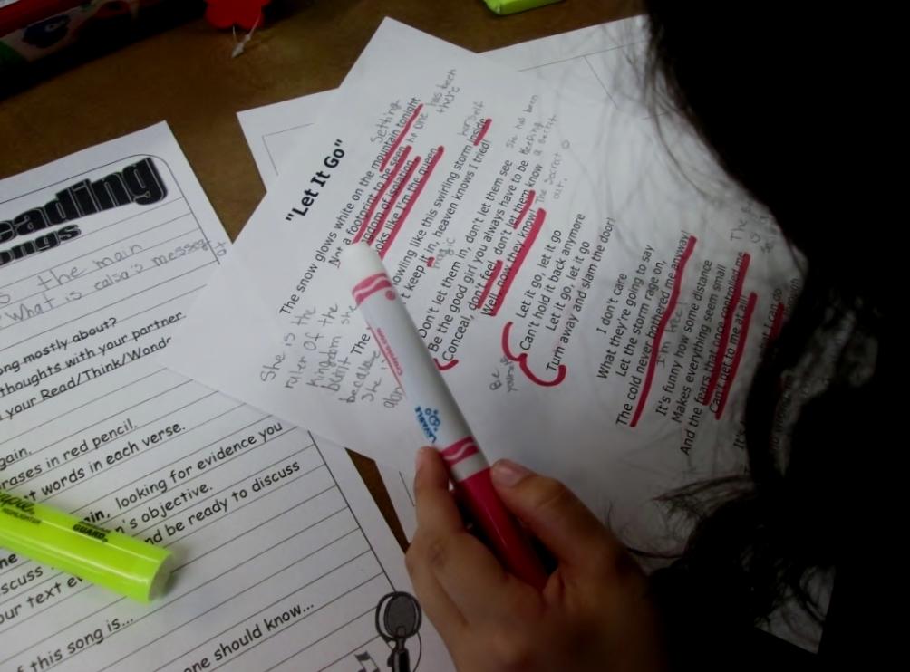 write music term paper