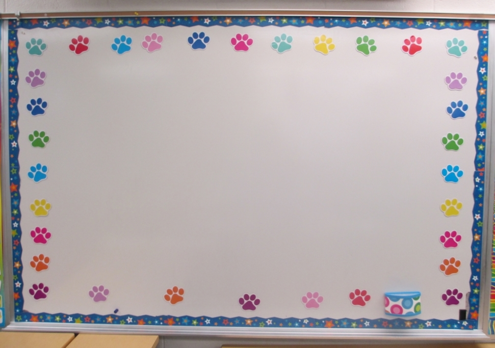 Classroom Whiteboard Decoration ~ Classroom setup three hours and done scholastic
