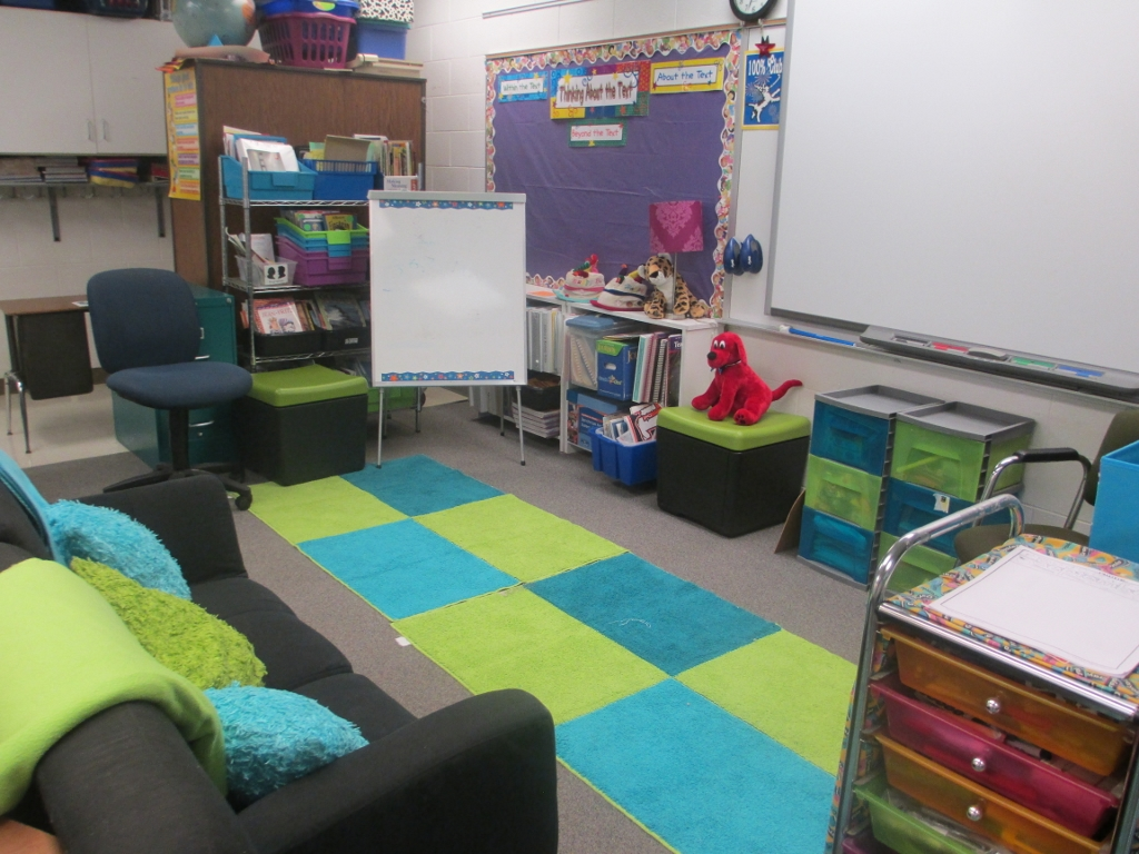 Classroom Setup: Three Hours and Done! | Scholastic