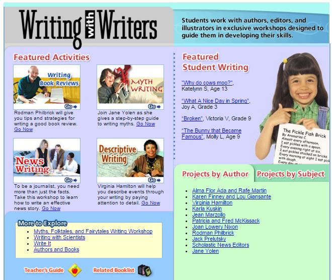 Writing with Writers