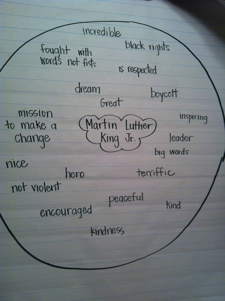 Martin Luther King Jr A Taking Steps To Change The World Scholastic