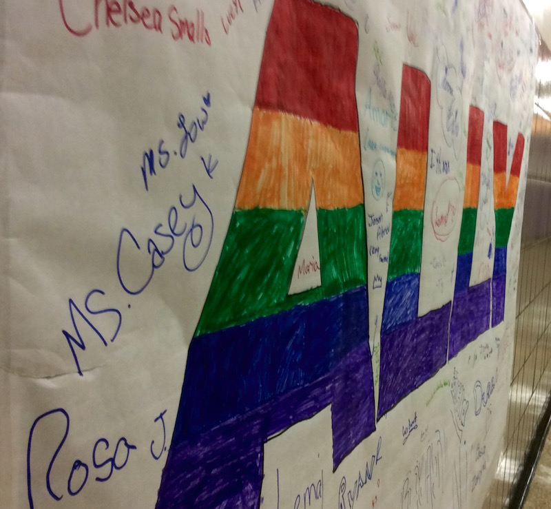 Create Inclusive, Affirming Schools for LGBTQ Students
