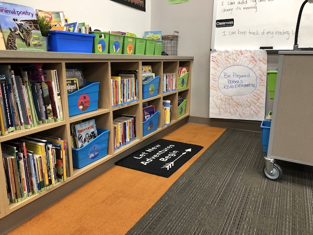 How to Build a Workable Classroom Library | Scholastic