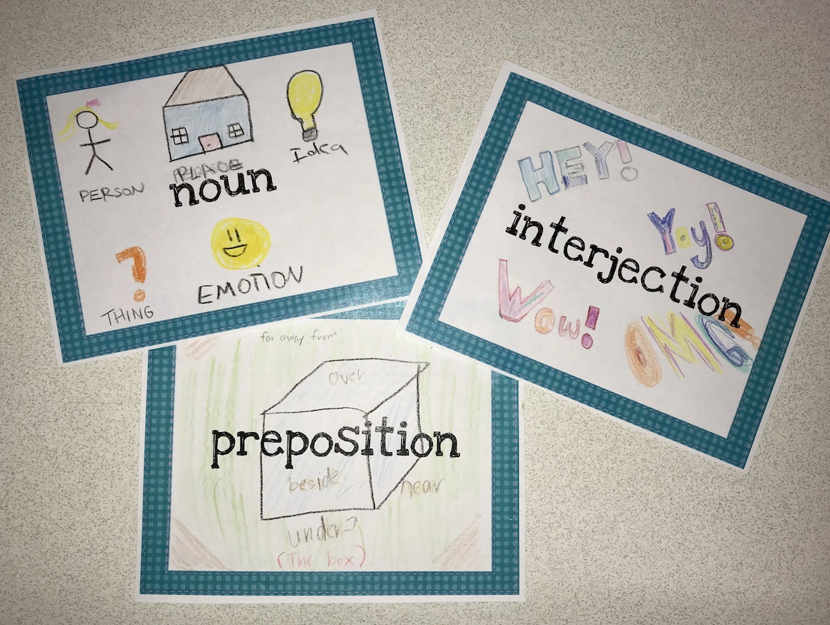 Exploring Vocabulary Through Illustration Scholastic