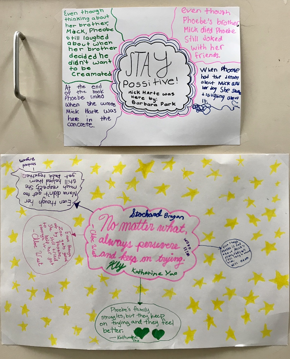 Thinking About Themes In Literature Through Book Clubs Scholastic