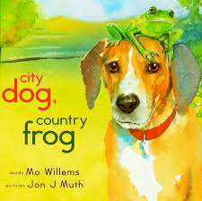 Cover of City Dog Country Frog book