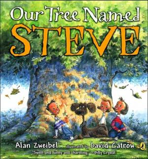 Cover of Our Tree Named Steve book