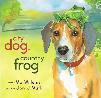 City Dog, Country Frog book cover